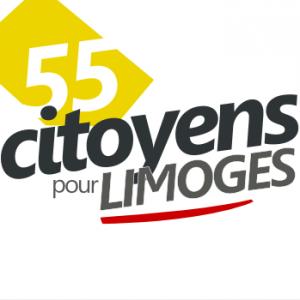 55 citoyens pour Limoges carré