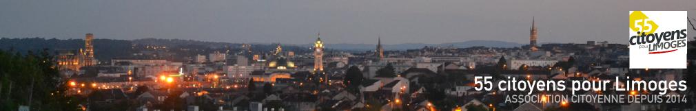 55 citoyens pour Limoges