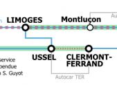 Train : mobilisation générale pour le Limoges-Lyon !