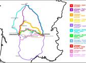 Interpellation des élus sur l'avenir du train Limoges-Lyon