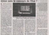 Dossier sur l'emploi à Limoges Métropole : la presse réagit